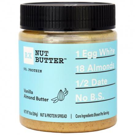 RX Nut Butter Vanilla Almond, 284g