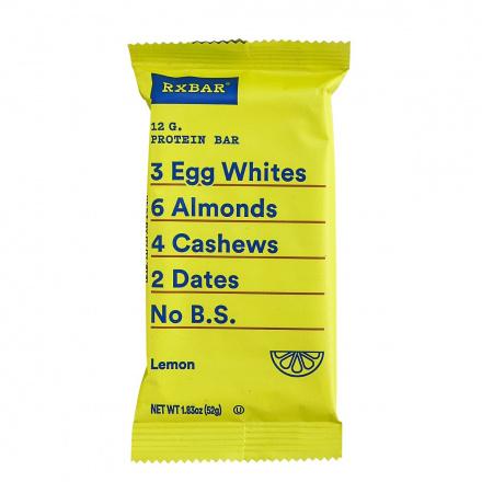 RX BAR Lemon, 52g