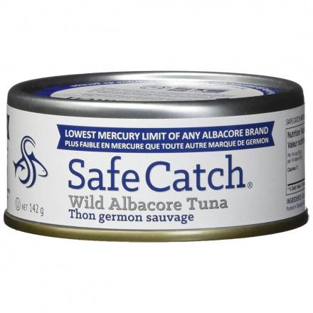 Safe Catch Wild Albacore Tuna, 142g