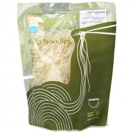 Sea Tangle Noodle Company Kelp Noodles, 340g