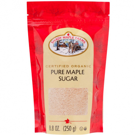 Shady Maple Farms Pure Maple Sugar, 250g