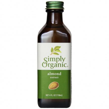 Simply Organic Almond Extract, 118ml