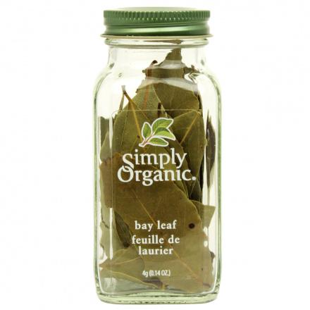 Simply Organic Bay Leaf Organic, 14oz