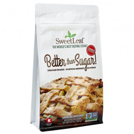 SweetLeaf Better than Sugar! Granular Sweetener for Baking, 360g
