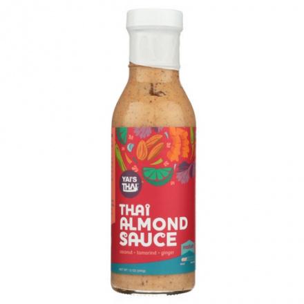 Yai's Thai Almond Sauce, 340g