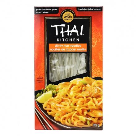 Thai Kitchen Thai Stir Fry Rice Noodles, 198g