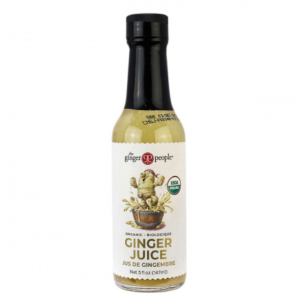 The Ginger People Organic Ginger Juice, 147ml
