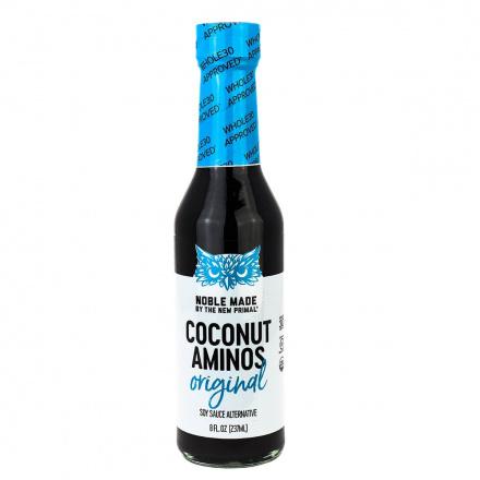 The New Primal Coconut Aminos Original, 237ml