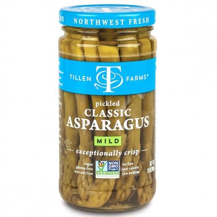 Tillen Farms Crispy Asparagus, 375ml