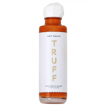 Front of Truff Hot Sauce Infused with White Truffle, 170g