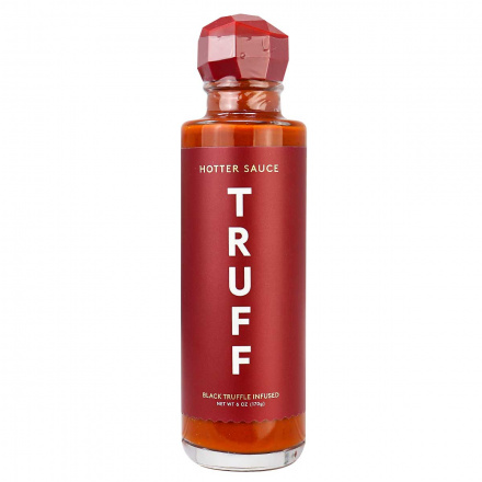Front of Truff Hotter Sauce Infused with Black Truffle, 170g