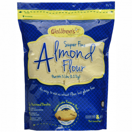 Wellbee's Super Fine Blanched Almond Flour, 907g