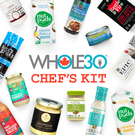 Picture of Whole30 Chef's Kit