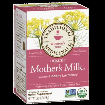 Traditional Medicinals Organic Mother's Milk Tea, 20 tea bags