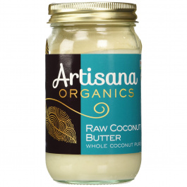 Artisana Organic Raw Vegan Coconut Butter, 397g