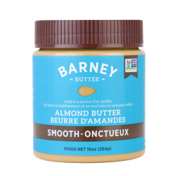 Barney Butter Smooth Almond Butter, 284g