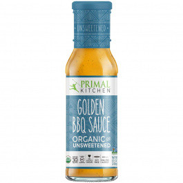 Primal Kitchen Golden BBQ Sauce, Organic & Unsweetened, 240g