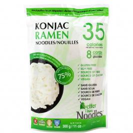 Better Than Foods Non Drain & Odorless Konjac Ramen Noodles, 300g