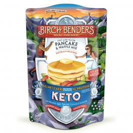 Birch Benders Keto Grain-Free Pancake & Waffle Mix, 283g