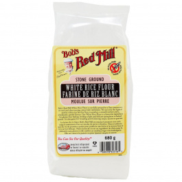 Bob's Red Mill Gluten Free White Rice Flour, 680g