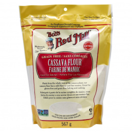 Bob's Red Mill Cassava Flour, 567g