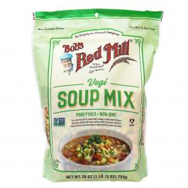 Bob's Red Mill Vegi Soup Mix, 793g