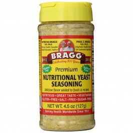 Bragg Nutritional Yeast Seasoning, 127g