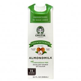 Califia Farms Unsweetened Almond Milk, 946 mL