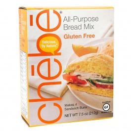 Chebe Grain-Free All-Purpose Bread Mix, 212g