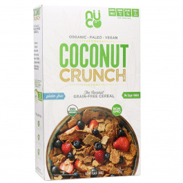 Nuco Coconut Crunch Cereal, 300g