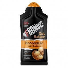 FBomb Macadamia Nut Butter With Sea Salt, 29ml