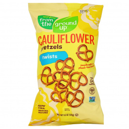 From The Ground UP Original Cauliflower Pretzel Twists, 113g