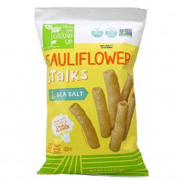From The Ground Up Cauliflower Stalks Sea Salt, 113g