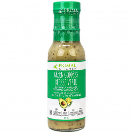 Primal Kitchen Green Goddess Avocado Oil Dressing & Marinade, 236ml