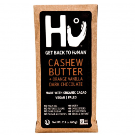 Hu Cashew Butter & Orange Vanilla Dark Chocolate Bar, 60g