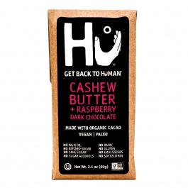 Hu Cashew Butter and Raspberry Jelly Dark Chocolate Bar, 60g