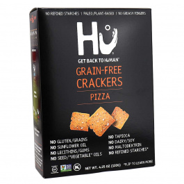 Hu Grain-Free Crackers Pizza, 120g