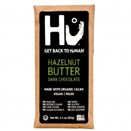 Hu Hazelnut Butter Dark Chocolate Bar, 60g
