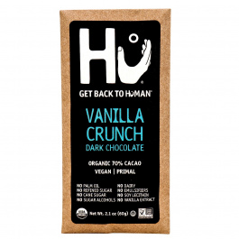 Hu Vanilla Quinoa Qrispy Dark Chocolate, 60g