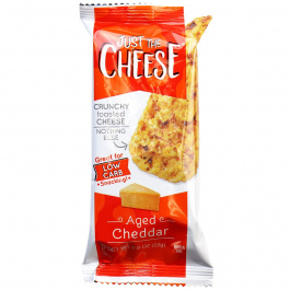Just The Cheese Aged Cheddar Bar, 22g