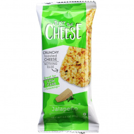 Just The Cheese Jalapeño Cheese Bar, 22g