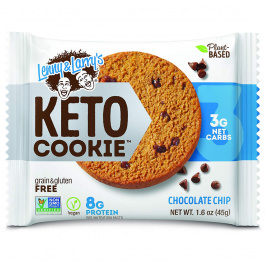 Lenny & Larry's Keto Cookie Chocolate Chip, 1 Cookie