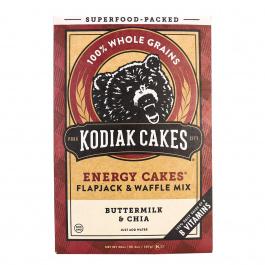 Kodiak Cakes Energy Cakes Flapjack & Waffle Mix Buttermilk & Chia, 567g