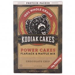Kodiak Cakes Power Cakes Flapjack & Waffle Mix Chocolate Chip, 510g
