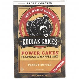 Kodiak Cakes Power Cakes Flapjack & Waffle Mix Peanut Butter, 510g