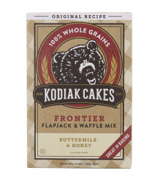 Kodiak Cakes Buttermilk & Honey Frontier Cakes Flapjack & Waffle Mix, 680g