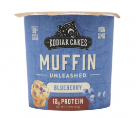 Kodiak Cakes Mountain Blueberry Minute Muffin, 65g