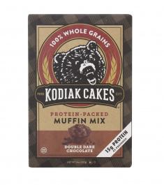Kodiak Cakes Double Dark Chocolate Power Bake Muffin Mix, 397g