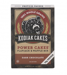 Kodiak Cakes Power Cakes Flapjack and Waffle Mix Dark Chocolate, 510g
