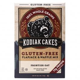 Kodiak Cakes Gluten Free Frontier Oat Flapjack & Waffle Mix, 454g